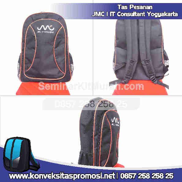 Konveksi Tas Promosi JMC IT Consultant Yogyakarta