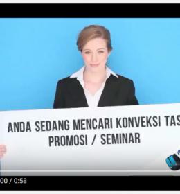 Video Konveksi Tas Promosi
