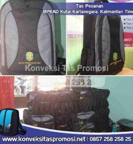 Konveksi Tas Promosi BPKAD Kutai Kartanegara, Kalimantan Timur
