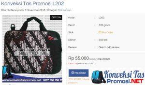 Tas Promosi Batik