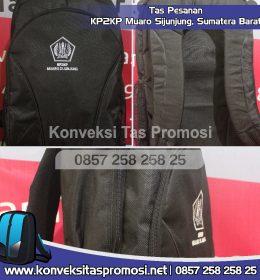 Konveksi Tas Promosi KP2KP Muaro Sijunjung, Sumatera Barat