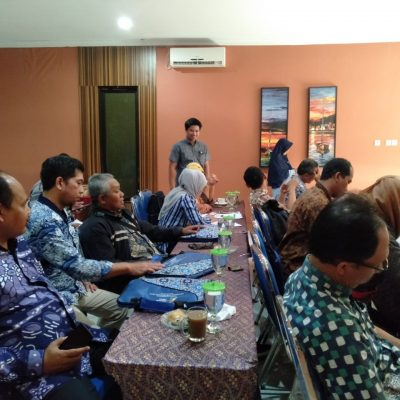 Testimoni konveksi tas seminar rapat kordinasi