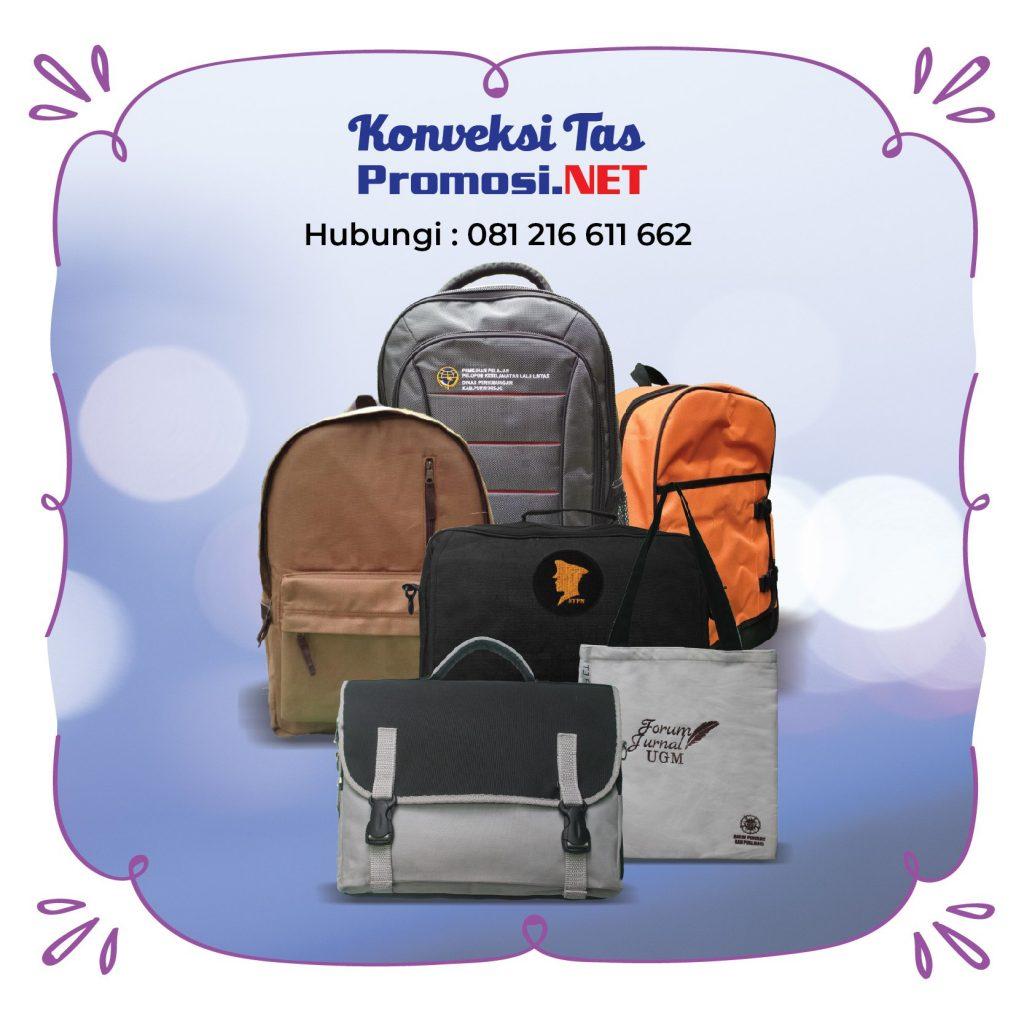 Katalog Tas Promosi Jinjing Murah, Produsen Tas Kabupaten Lebong, Muara Aman, Bengkulu    Pembikin Tas Pelatihan